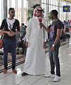 Hala Bahrain Morning Show @ Bahrain International Airport (7507059450).jpg