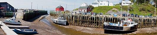 Hall's Harbour, Nova Scotia