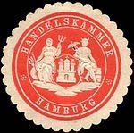 Hamburg, Siegelmarke, Handelskammer.jpg
