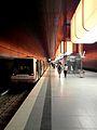 Hamburg - U-Bahnhof HafenCity Universität (13217032435).jpg