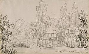 Hameau de la reine - Maison de la Reine - 1802 - John-Claude Nattes.jpg