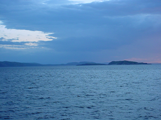 Hamilton Inlet - Hamilton Inlet (Picture taken on the ferry between Cartwright and Happy Valley/Goose Bay)