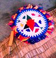 Hand fan in a village - 1.jpg