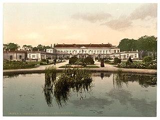 Herrenhausen Palace Palace in Hanover