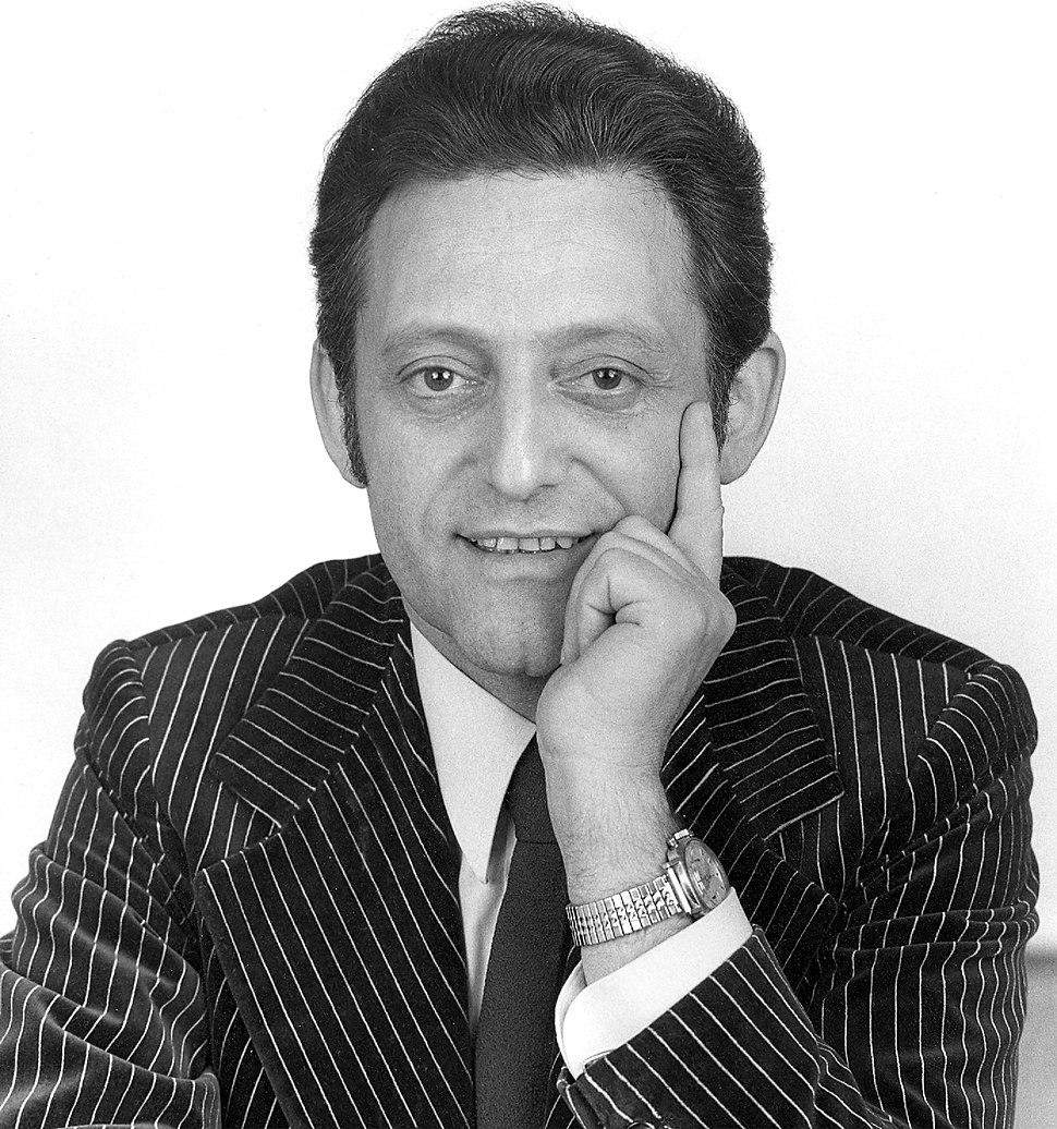 Hans Rosenthal Autogrammbild