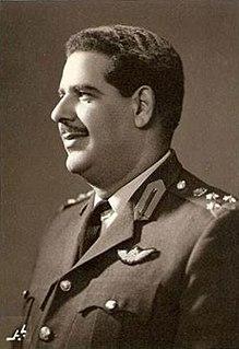 Hardan al-Tikriti Iraqi air marshal