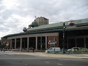 Harrah's New Orleans - Image: Harrahs NOLA Jan 07B