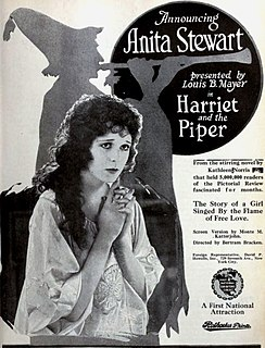 <i>Harriet and the Piper</i> 1920 film