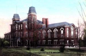 Phi Kappa Tau - Old Main at Miami University, Phi Kappa Tau's founding site