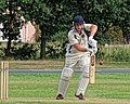 Hatfield Heath CC v. Thorley CC on Hatfield Heath village green, Essex, England 27.jpg