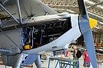 Hawker Nimrod engine detail, Imperial War Museum, Duxford, May 19th 2018. (32893045778).jpg