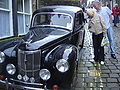 Haworth vintage car.JPG
