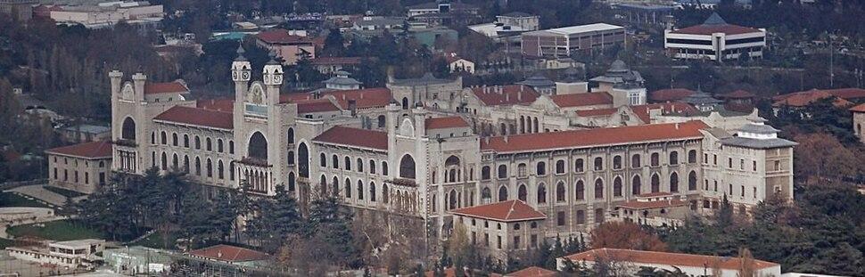 Haydarpasa campus general