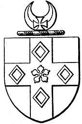 The Hayley family coat of arms
