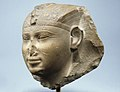 Head of a King, Possibly Seankhkare Mentuhotep III MET 66.99.3 05.jpg