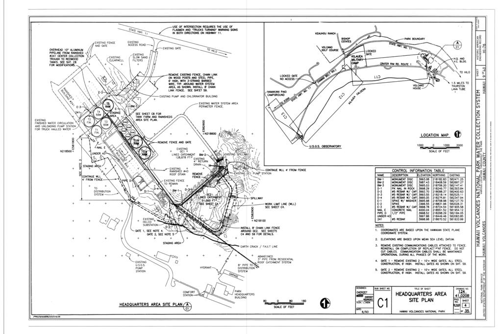 file headquarters area site plan