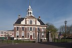 Heerenveen, de Crackstate (deel van het gemeentehuis) RM21169 IMG 2127 2018-04-17 10.30.jpg