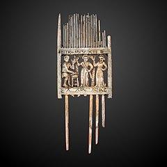 Helladia comb-E 11874