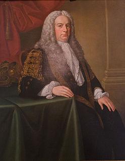 Henry Boyle, 1st Earl of Shannon Irish politician