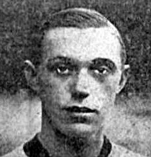 Henry Cook (footballer) - Cook while with Middlesbrough in 1912.