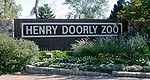 Entrance to the Henry Doorly Zoo
