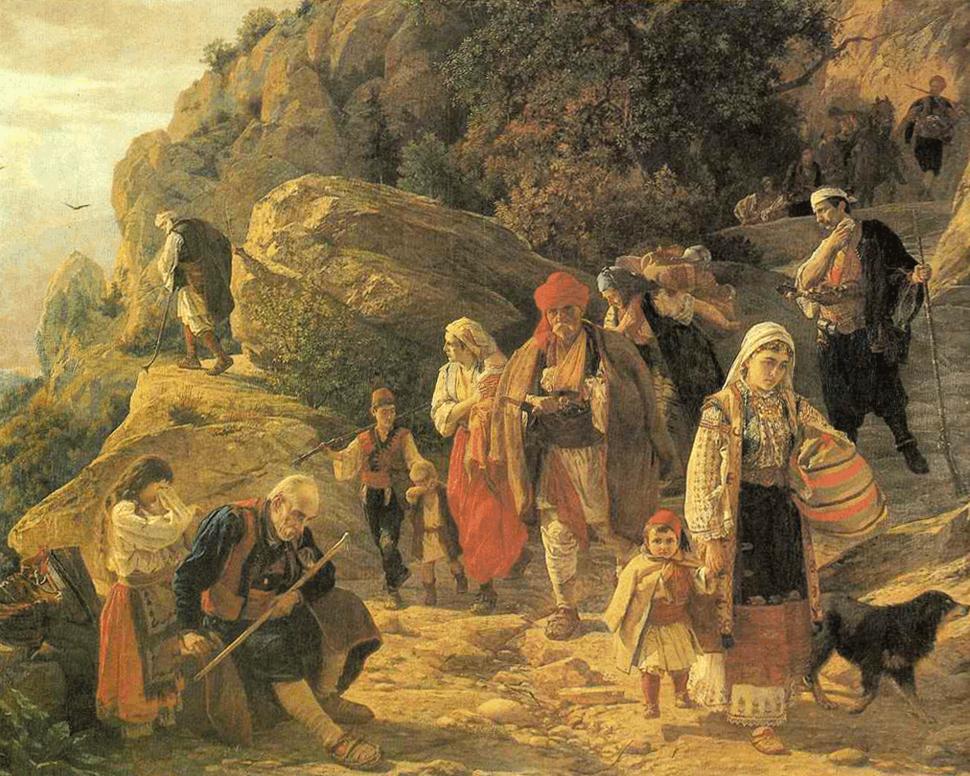 Hercegovački begunci 1889