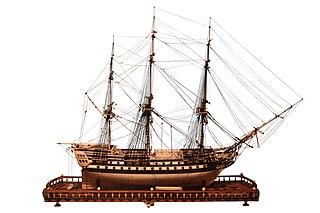 French ship <i>Héros</i> (1778) French 74-gun ship of the line