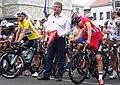 Herve - Tour de Wallonie, étape 4, 29 juillet 2014, départ (D31).JPG