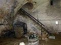 Herxheim am Berg Pfaffenhof stairs in cellar 073.jpg