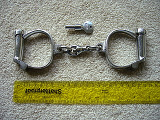 Handcuffs restraint devices