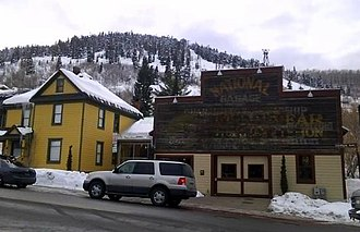 National Register of Historic Places listings in Summit County, Utah - Image: High West Distillery