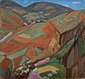 Highly Cultivated Hills by Fujishima Takeji (Ohara Museum of Art).jpg