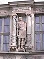 Hildesheim-Kaiserhaus.Statue.01.JPG