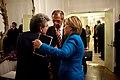 Hillary Clinton, Gary Samore and Sergei Lavrov.jpg