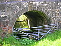 Hillhead line overbridge, Beith.JPG