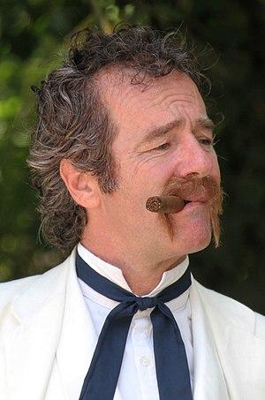 Mark Twain in popular culture - Actor Jeffrey Weissman portraying Mark Twain in 2015