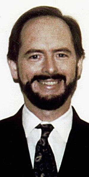 Harold James Nicholson - Undated photograph of Harold James Nicholson, released by the CIA.