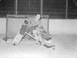 Paul Bibeault - 1942 at the Forum