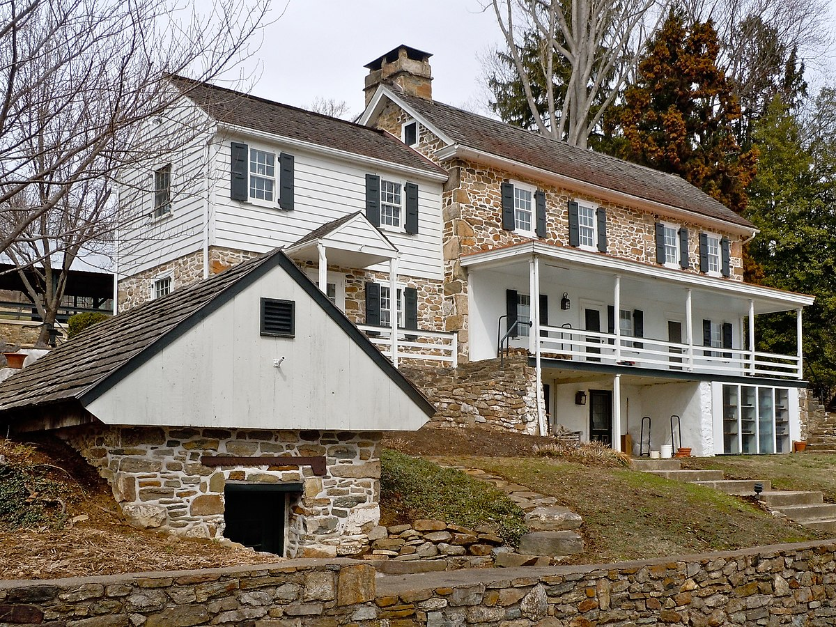 Chester county farm houses for sale
