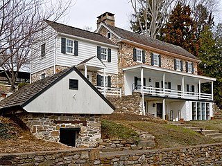 Hockley Mill Farm United States historic place