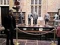 Hogwart's Great Hall, Warner Bros Harry Potter Studio, London 04.jpg