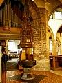 Holy Trinity Church, Kendal, Font - geograph.org.uk - 1245432.jpg