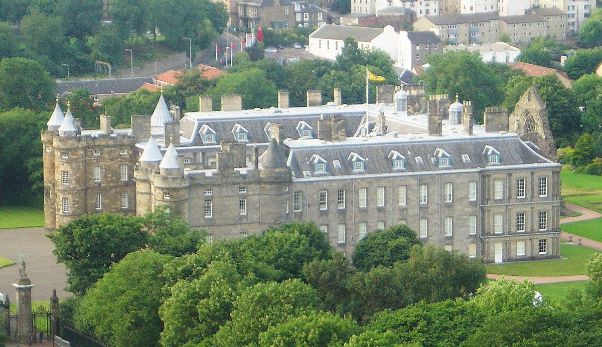 Holyrood Palace Simple English Wikipedia The Free