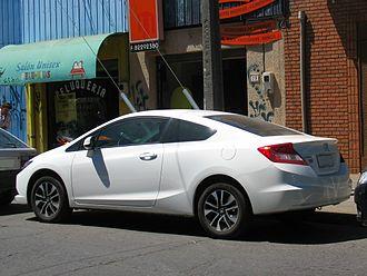 Honda Civic (ninth generation) - Honda Civic EX (US)