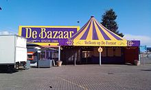 Beverwijk Bazaar   Main Entrance To The Bazaar