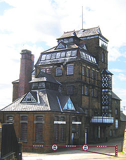 Hook Norton village and civil parish in Cherwell district, Oxfordshire, England