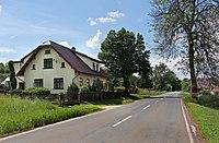 Horní Olešnice, road No 16.jpg