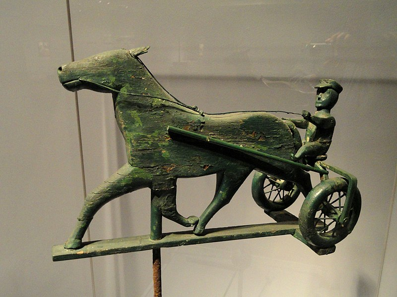 File:Horse and Sulky weathervane - SAAM - DSC00796.JPG