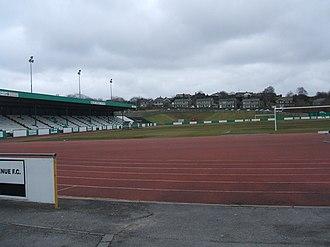 Bradford Park Avenue A.F.C. - Horsfall Stadium