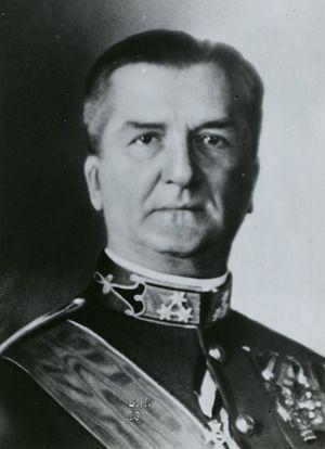 Order of Vitéz - Image: Horthy Miklós kormányzó
